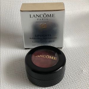 Lancome Liplights Lip Gloss New